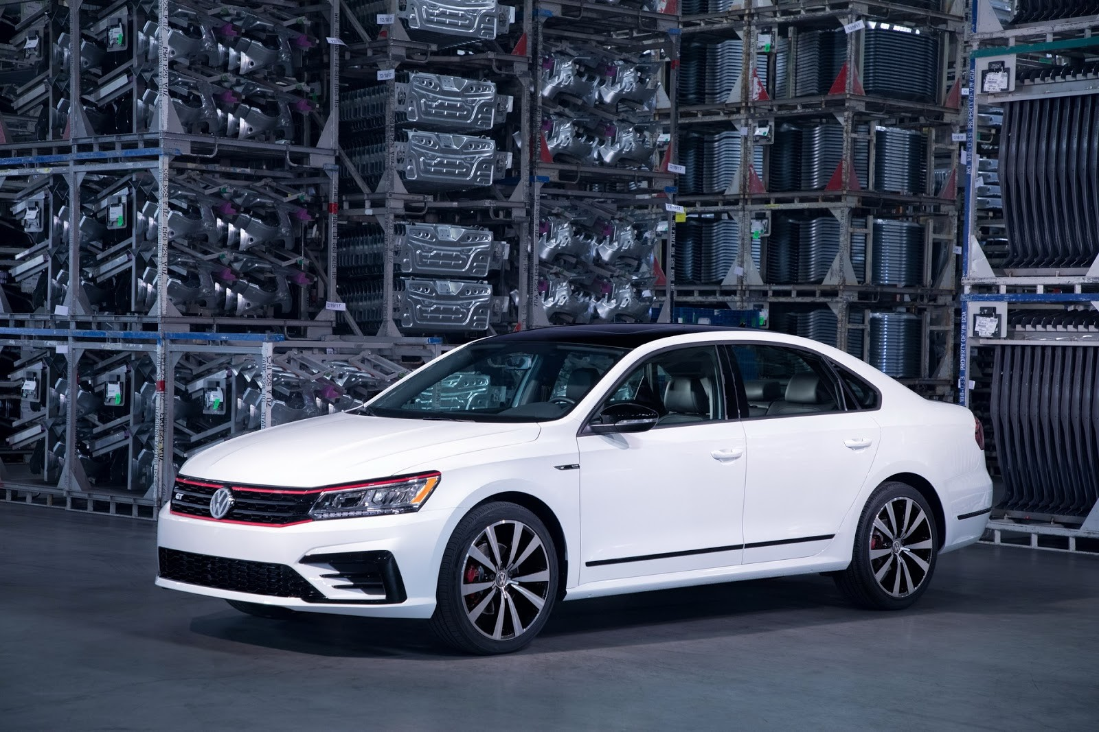 Foto de Volkswagen Passat GT (1/21)