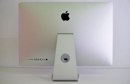 Análisis iMac 27 parte atrás