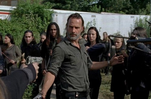 'The Walking Dead', el respiro antes de la batalla