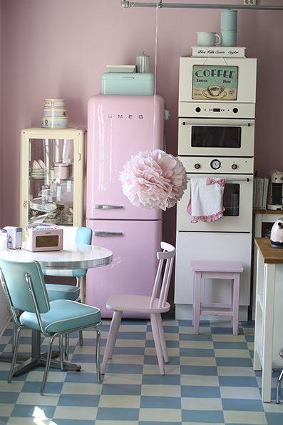 Cocina Vintage
