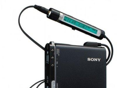 Sony jubilará a sus reproductores MiniDisc Walkman en septiembre