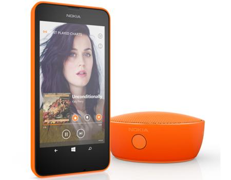 Nokia MD-12, colorido para los altavoces inalámbricos