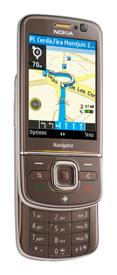 Nokia 6710 Navigator y Nokia 6720 classic