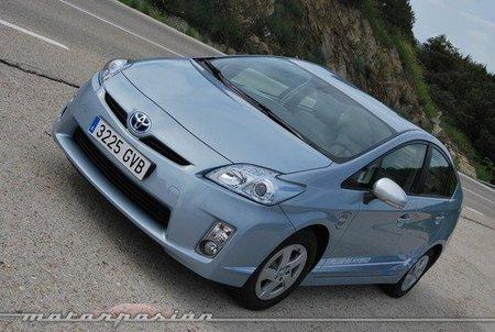 Toyota Prius Plug-in, presentación en Madrid (parte 2)