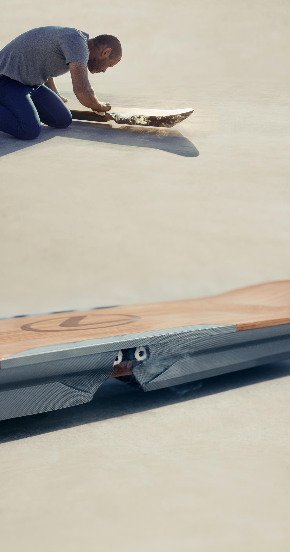 Foto de Lexus Hoverboard (18/22)