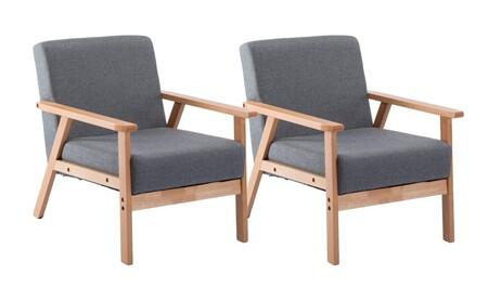 Clon de sillones de Ikea
