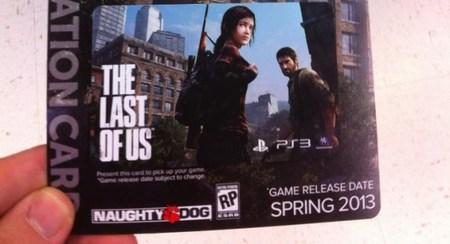 Wal Mart dice que 'The Last of Us' saldrá en primavera de 2013 y Sony asegura que se lo han inventado todo