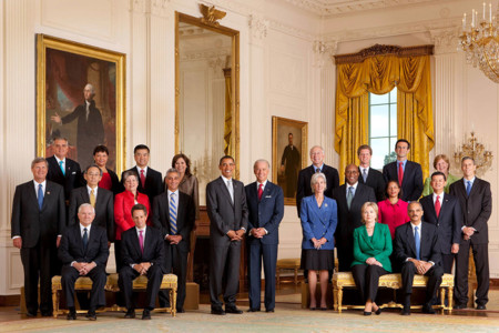 Obama Cabinet First