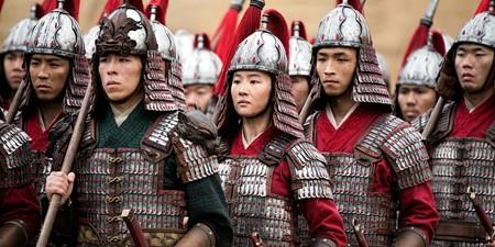 Escena Mulan