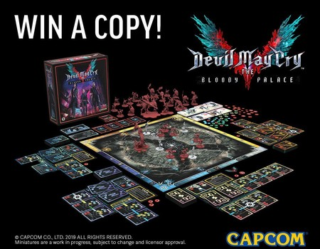 Devil May Cry The Bloody Palace