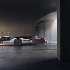 Foto 1 de 20 de la galería porsche-908-04-concept en Motorpasión