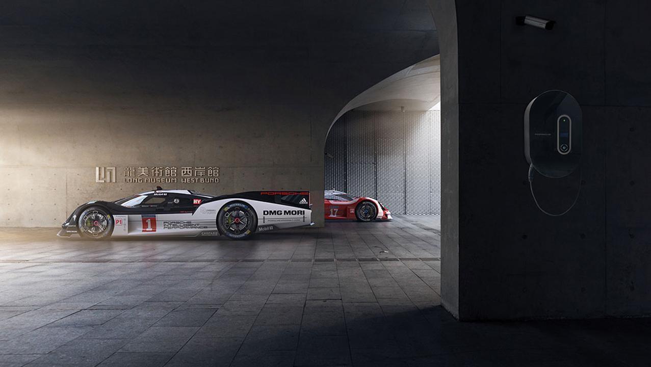 Foto de Porsche 908/04 concept (1/20)