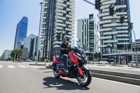 Yamaha X Max 125 2018 3