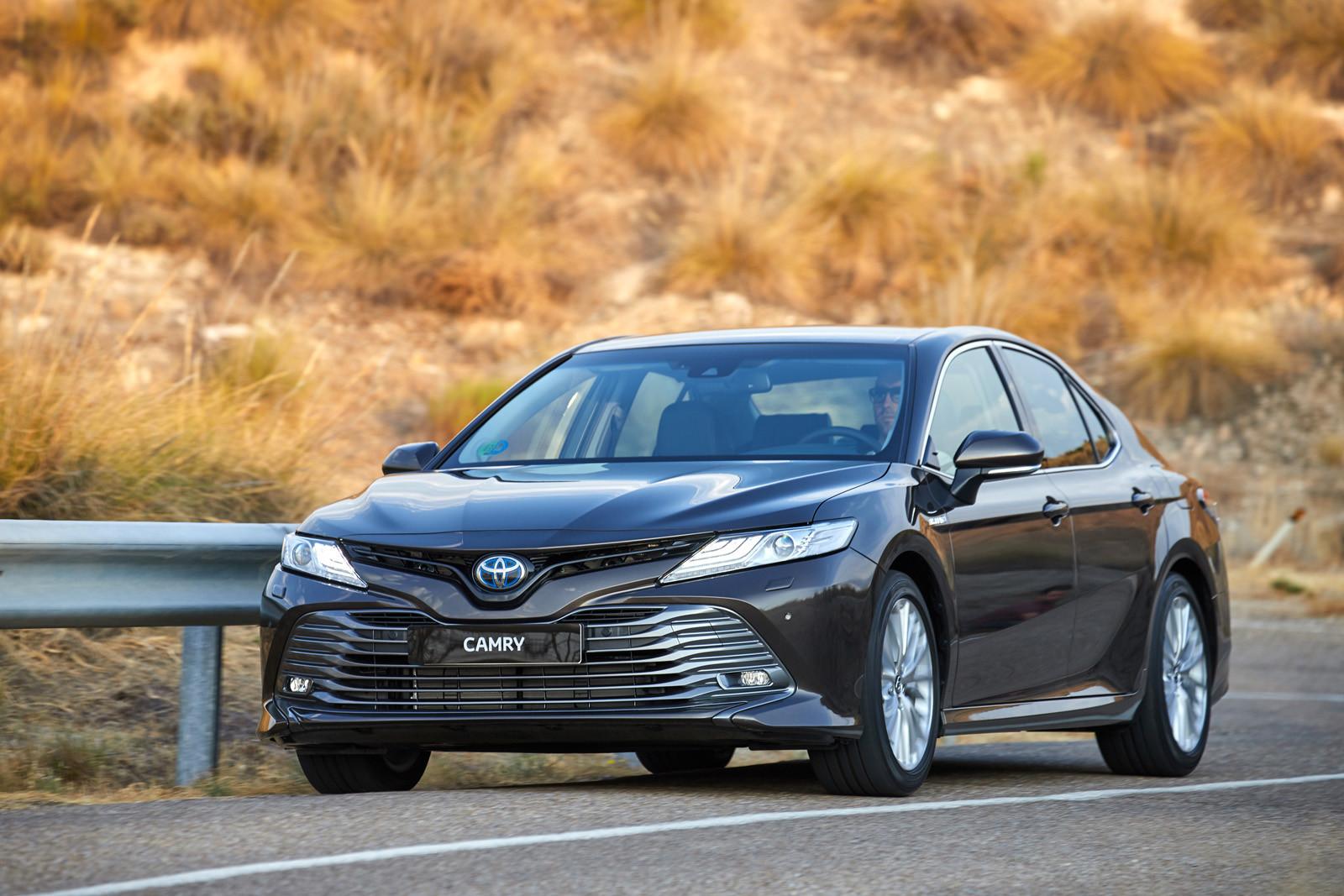 Foto de Toyota Camry 2020 (presentación) (36/75)