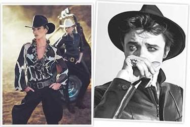 Kate Moss y Pete Doherty para Roberto Cavalli