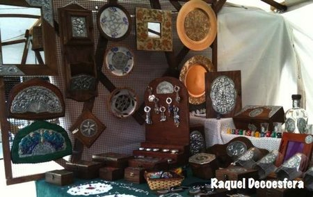 feria medieval espejos marcos