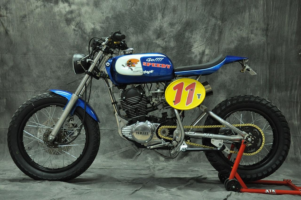 Foto de XTR Pepo Speedy SR 250 1985 (24/34)