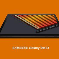 Tablet de 10,5 pulgadas Samsung Galaxy Tab S4, con Snapdragon 835, por 580 euros y envío gratis en Amazon