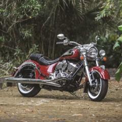 Foto 5 de 18 de la galería indian-chief-classic-2015 en Motorpasion Moto