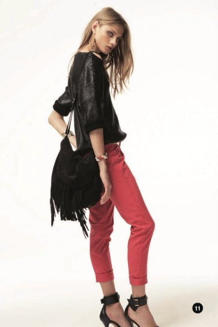Rock Mango lookbook primavera 2012