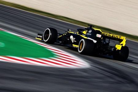 Renault Test 2019 F1