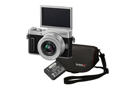 Panasonic Lumix Gx880 Pack 2