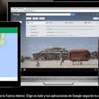 Star Wars se cuela en Google: personaliza sus aplicaciones con 'El Despertar de la fuerza'