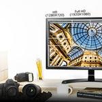 Monitor de 24 pulgadas LG 24UD58-B, con resolución 4K, por 264,99 euros
