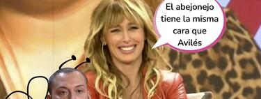 ¡Ataque de risa! El desternillante motivo por el que Emma García ha tenido que detener 'Viva la Vida'