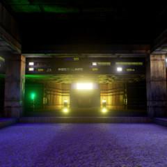 Foto 2 de 13 de la galería nivel-e1m1-de-doom-en-unreal-engine en Vida Extra