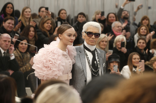 Karl Lagerfeld ha fallecido a sus 85 años