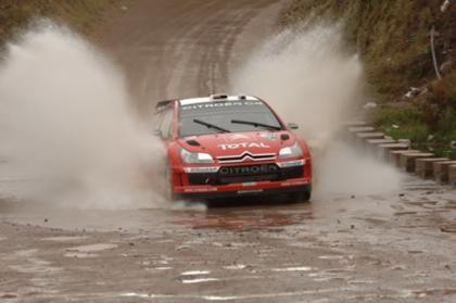 Previo Rally de Argentina