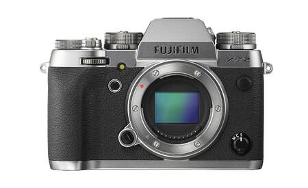 Fujifilm X T2 Body Silver