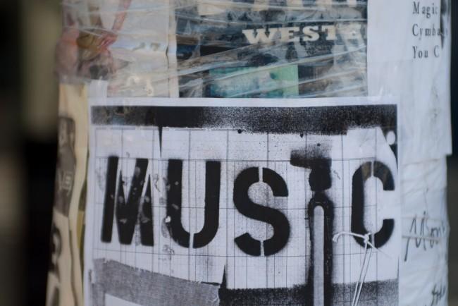 Musica digital españa 2012