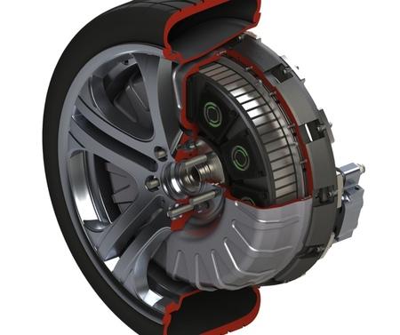 Protean y SKF colaborarán para desarrollar motores en rueda para híbridos y eléctricos