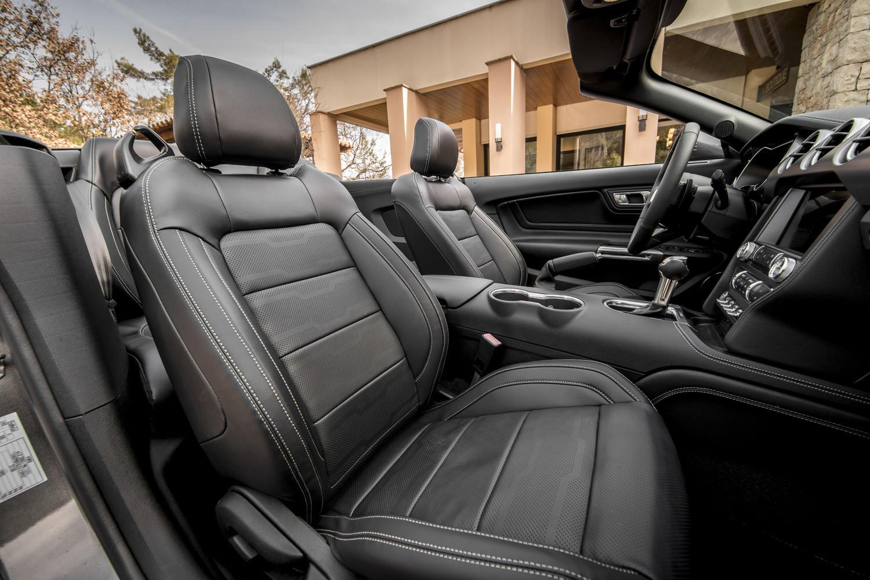 Foto de Ford Mustang 2018, toma de contacto (88/159)