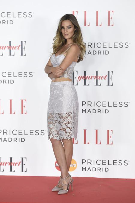 Aida Artiles Premios Elle Gourmet