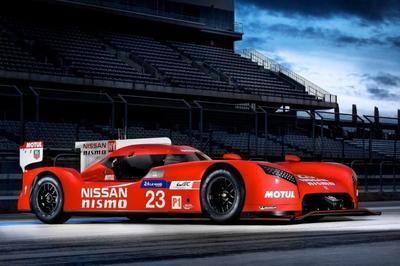 WEC: Nissan aprovecha la Super Bowl para presentar el GT-R LM Nismo LMP1