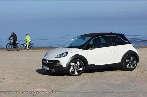 Los precios para España del Opel Adam Rocks son como un sudoku de la personalización de coches