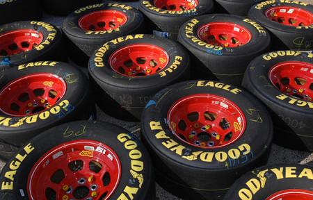 La NASCAR reciclará sus neumáticos