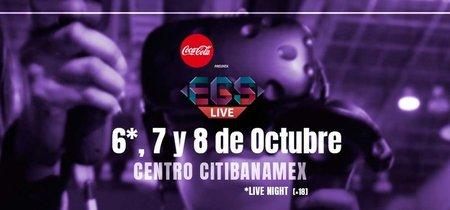 EGS Live, todo lo que debes saber de unos de los festivales más importantes de videojuegos en México