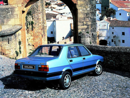 Seat Malaga 1985 1992