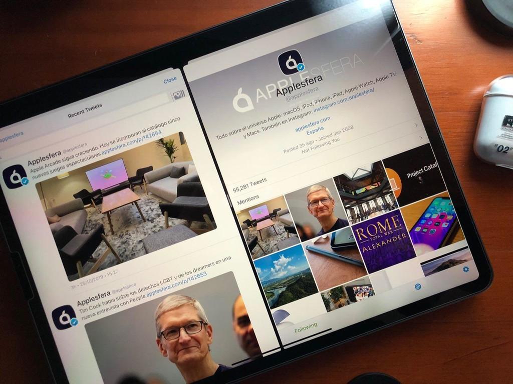 Twitterrific se actualiza con soporte para múltiples ventanas en iPad y manera oscuro mejorado