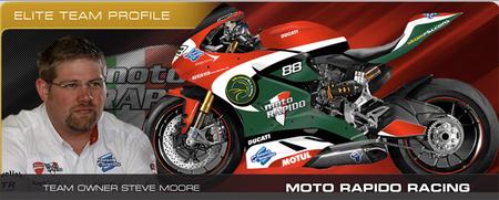 Ducati Moto Rapido