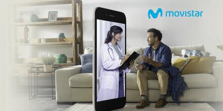 Así es Movistar Salud: precios, condiciones y disponibilidad del nuevo servicio de telemedicina de Telefónica