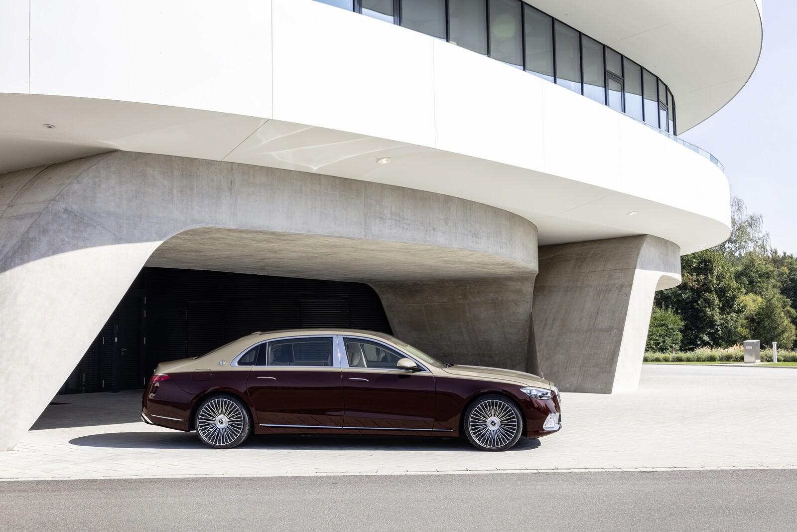 Foto de Mercedes-Maybach Clase S 2021 (18/43)