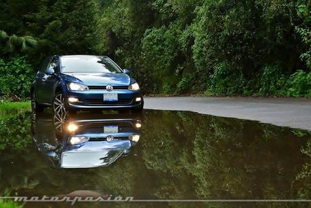 Volkswagen Golf 1.4 TSI, prueba (parte 1)