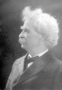 Publican ensayo inédito de Mark Twain sobre la censura