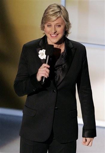 Ellen DeGeneres presentará los Oscar