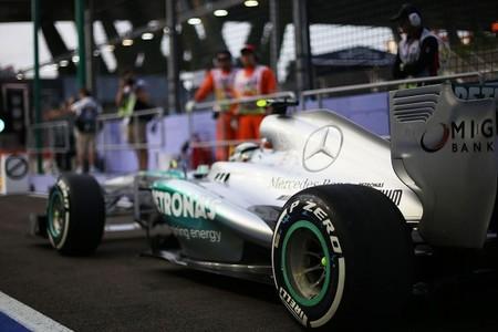La Fórmula 1 de 2014 mezclará compuestos distintos